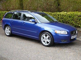 2009 VOLVO V50 1.8 SE FFV 5d 125 BHP £4995.00
