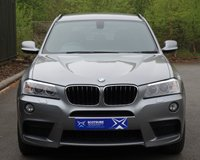 USED 2012 62 BMW X3 2.0 XDRIVE20D M SPORT 5d AUTO  ****Nav,HeatedLeather,Xenons,Privacy****
