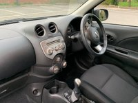 USED 2012 62 NISSAN MICRA 1.2 ACENTA 5d 79 BHP - FINANCE AVAILABLE REGARDLESS OF STATUS