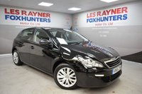 USED 2017 66 PEUGEOT 308 1.6 BLUE HDI S/S ACCESS 5d 100 BHP Free Tax, Bluetooth, Cruise control, Great MPG