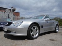USED 2003 MERCEDES-BENZ SL 3.7 SL350 2d AUTO 245 BHP 40,000 MILES ABSOLUTLEY STUNNING