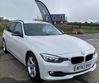 2013 BMW 3 SERIES 2.0 320D SE TOURING 5d 181 BHP £SOLD