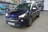 2014 VAUXHALL ADAM 1.4 GLAM 3d 85 BHP £6294.00