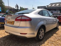USED 2010 10 FORD MONDEO 1.6 ZETEC 5d 124 BHP HUGE LUGGAGE SPACE: