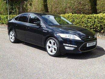 2013 FORD MONDEO 2.0 TITANIUM X TDCI 5d AUTO 161 BHP £6750.00