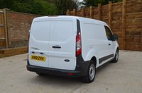 USED 2018 18 FORD TRANSIT CONNECT 1.5 210 L2 Euro 6 Small Panel Van 74 BHP  ULEZ Compliant Exceptionally clean low mileage with manufacturers warranty. Finance available