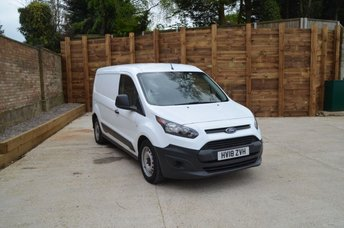 2018 FORD TRANSIT CONNECT 1.5 210 L2 Euro 6 Small Panel Van 74 BHP  £11595.00
