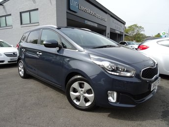 2019 KIA CARENS 2 1.6 ECODYNAMICS £7995.00