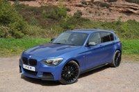 2015 BMW 1 SERIES 2.0 125D M SPORT 5d AUTO 215 BHP £SOLD