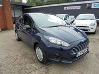 USED 2014 14 FORD FIESTA 1.6 ECONETIC TDCI 3d 94 BHP