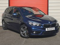 USED 2015 15 BMW 2 SERIES 2.0 218D SPORT ACTIVE TOURER 5d 148 BHP