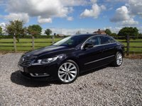 USED 2012 62 VOLKSWAGEN CC 2.0 GT TDI BLUEMOTION TECHNOLOGY 4d 168 BHP SUPERB SPECIFICATION CC WITH THE HIGHER BHP ENGINE