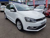 USED 2015 15 VOLKSWAGEN POLO 1.2 SE TSI 5d 89 BHP 0%  FINANCE AVAILABLE ON THIS CAR PLEASE CALL 01204 393 181