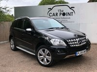 USED 2009 09 MERCEDES-BENZ M CLASS 3.0 ML280 CDI SPORT 5d AUTO 188 BHP (09 plate)