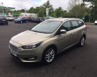 USED 2017 66 FORD FOCUS 1.0 ZETEC ECOBOOST AUTOMATIC 125 BHP THIS VEHICLE IS AT SITE 1 - TO VIEW CALL US ON 01903 892224