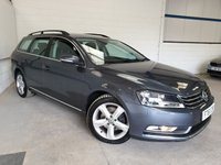 USED 2011 61 VOLKSWAGEN PASSAT 2.0 SE TDI BLUEMOTION TECHNOLOGY DSG 5d AUTO 139 BHP