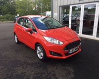 USED 2015 15 FORD FIESTA 1.6 ZETEC AUTOMATIC THIS VEHICLE IS AT SITE 1 - TO VIEW CALL US ON 01903 892224