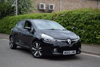 USED 2015 65 RENAULT CLIO 0.9 DYNAMIQUE S NAV TCE 5d 89 BHP An ideal first car. Here we have a 2015 Renault Clio 0.9 Dynamique S SAT NAV TCE 5dr in black. 1 owner with records for 3 Renault main dealer services and 2 keys.