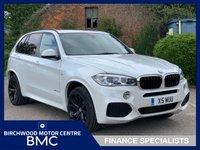 USED 2016 BMW X5 3.0 XDRIVE30D M SPORT 5d AUTO 255 BHP