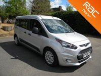 2016 FORD GRAND TOURNEO CONNECT