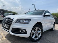USED 2014 64 AUDI Q5 2.0 TDI QUATTRO SE START/STOP 5d 148BHP PARK+CRUISE+LOWMILAGE+MEDIA+