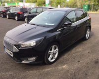 USED 2015 65 FORD FOCUS 1.5 TDCI ZETEC NAVIGATOR 120 BHP THIS VEHICLE IS AT SITE 1 - TO VIEW CALL US ON 01903 892224