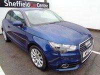 2012 AUDI A1 1.6 TDI SPORT 3d 103 BHP £7275.00