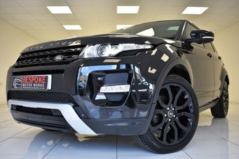 2013 LAND ROVER RANGE ROVER EVOQUE 2.2 SD4 DYNAMIC LUX AUTOMATIC