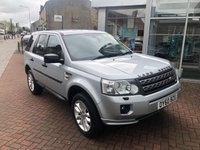 USED 2010 60 LAND ROVER FREELANDER 2 2.2 TD4 XS 5d 150 BHP