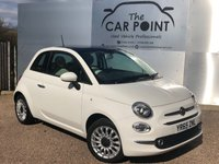 USED 2015 65 FIAT 500 1.2 LOUNGE 3d 69 BHP (65 plate)
