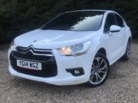 USED 2014 14 CITROEN DS4 1.6 DSTYLE 5d 118 BHP