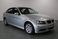 USED 2007 07 BMW 3 SERIES 2.0 318I SE 4d 128 BHP