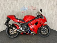 2005 TRIUMPH DAYTONA DAYTONA 650 12 MONTH MOT VERY CLEAN EXAMPLE 2005 55 £2790.00