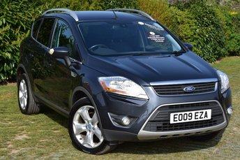 2009 FORD KUGA 2.0 TITANIUM TDCI 2WD 5d 134 BHP £5000.00
