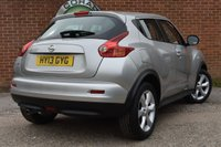 USED 2013 04 NISSAN JUKE 1.6 ACENTA 5d AUTO 117 BHP WE OFFER FINANCE ON THIS CAR
