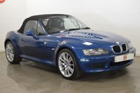 USED 2001 51 BMW Z3 1.9 Z3 ROADSTER 2d 117 BHP 1 LADY OWNER + FULL HISTORY + ONLY 60,000 MILES + LEATHER