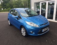 USED 2010 10 FORD FIESTA 1.4 ZETEC AUTOMATIC THIS VEHICLE IS AT SITE 1 - TO VIEW CALL US ON 01903 892224