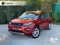 USED 2016 66 LAND ROVER DISCOVERY SPORT 2.0 TD4 HSE 5d AUTO 180 BHP PANORAMIC SUNROOF