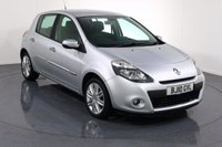 USED 2010 10 RENAULT CLIO 1.6 INITIALE TOMTOM VVT 5d AUTO 110 BHP 5 Stamp SERVICE HISTORY with MASSIVE SPEC