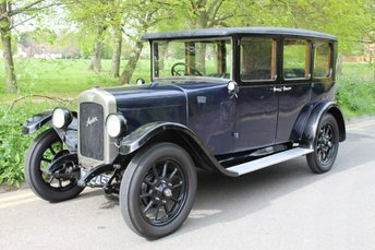 1929 AUSTIN TWELVE/TWELVE-FOUR 1929 Austin Heavy 12/4 Saloon £17950.00