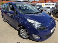 2011 RENAULT SCENIC 1.5 EXPRESSION DCI 5d 110 BHP £4290.00