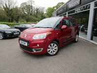 USED 2009 59 CITROEN C3 PICASSO 1.6 PICASSO EXCLUSIVE 5d 120 BHP