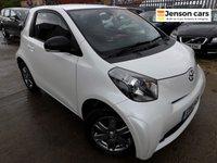 2011 TOYOTA IQ 1.0 VVT-I IQ2 3d 68 BHP £4790.00