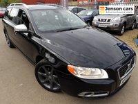 USED 2009 09 VOLVO V70 2.0 D R-DESIGN 5d 136 BHP NEW MOT, SERVICE & WARRANTY