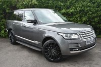 USED 2013 63 LAND ROVER RANGE ROVER 4.4 SDV8 AUTOBIOGRAPHY 5d AUTO 339 BHP HUGE SPEC STUNNING CAR - BRAND NEW STOCK