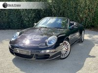 USED 2006 56 PORSCHE 911 MK 997 3.8 CARRERA 4 S TIPTRONIC S 2d AUTO 350 BHP ONE OWNER LOW MILEAGE