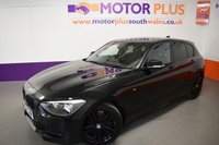 USED 2015 BMW 1 SERIES 118D M SPORT