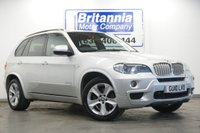 2010 BMW X5 3.0 XDRIVE35D M SPORT 7 SEATER 282 BHP £14990.00