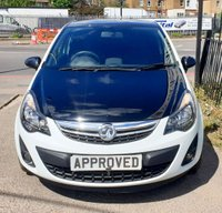 USED 2014 64 VAUXHALL CORSA 1.2 LIMITED EDITION 3d 83 BHP 0% Deposit Plans Available even if you Have Poor/Bad Credit or Low Credit Score, APPLY NOW!