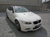 2008 BMW M3 4.0 M3 2d 415 BHP £17995.00